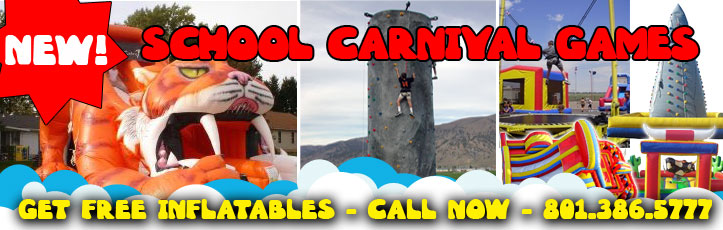 package deals bounce house inflatable rentals corporate events boise idaho