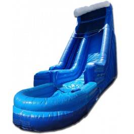 (B) 24ft Screamer Water Slide