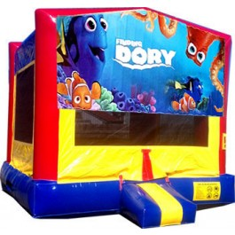 (C) Finding Dory Bounce House