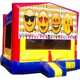 (C) Emoji Bounce House