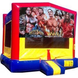 (C) WWE Bounce House