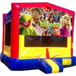 (C) Muppets Bounce House