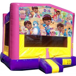 (C) Doc McStuffins Bounce House