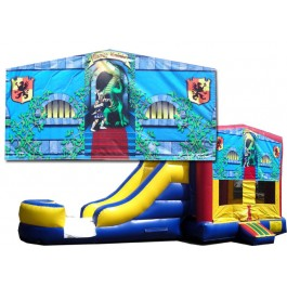 (C) Brave Knight Bounce Slide combo (Wet or Dry)