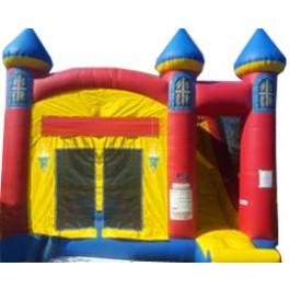 (A) Castle 4N1 Bounce Slide combo (Wet or Dry)