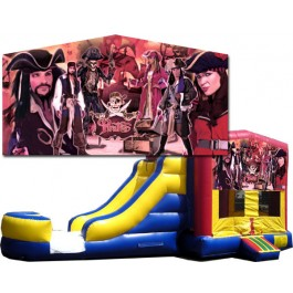 (C) Pirates Bounce Slide combo (Wet or Dry)
