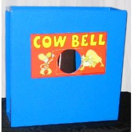 cow bell ring game