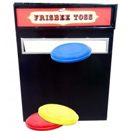 (A) Frisbee Toss