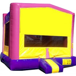 (A1) Modular Bounce House - Girl