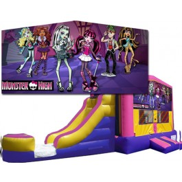 (C) Monster High 2 Lane combo (Wet or Dry)