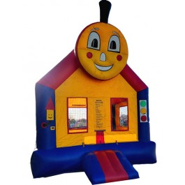 (B) Tom the Train Bounce House