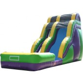 (B) 20ft Wild Rapids Wave Dry Slide