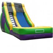 (B) 20ft Screamer Dry Slide