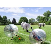 (C) Bubble Bump Soccer