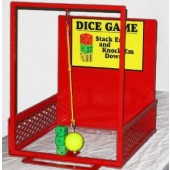 dice game knock over