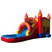 (A2) Castle Modular Bounce Slide combo (Wet Dry)