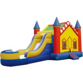 (A1) Castle Bounce Slide combo (Wet or Dry)