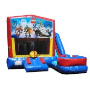 (C) Legos 7n1 Bounce Slide combo (Wet or Dry)