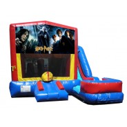 (C) Harry Potter 7N1 Bounce Slide combo (Wet or Dry)