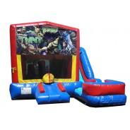 (C) Teenage Mutant Ninja Turtles 7n1 Bounce Slide combo (Wet or Dry)