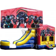 (C) Transporter Robots Bounce Slide combo (Wet or Dry)