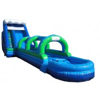 (B) 18ft Giant Slip N Dip (3pc)