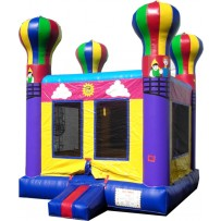 (B) Balloon Bounce House