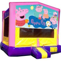 (C) Peppa Pig Bounce House