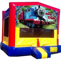 (C) Train Bounce House