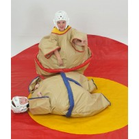 (A) Kids Inflatable Sumo Set