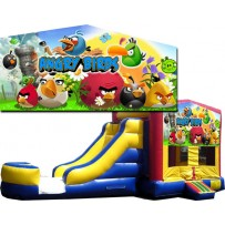 (C) Angry Birds Bounce Slide combo (Wet or Dry)