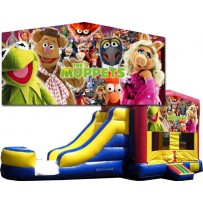 (C) Muppets Bounce Slide combo (Wet or Dry)