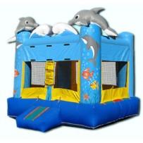 (B) Dolphin Bounce House