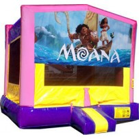 (C) Moana Bounce House