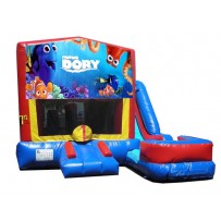 (C) Finding Dory 7N1 Bounce Slide combo (Wet or Dry)
