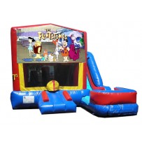 (C) Flintstones 7n1 Bounce Slide combo (Wet or Dry)