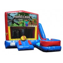 (C) Minecraft 7n1 Bounce Slide combo (Wet or Dry)