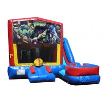 (C) Teenage Mutant Ninja Turtles 7n1 Bounce Slide combo (Wet or Dry)