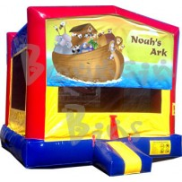 (C) Noah's Ark Bounce House