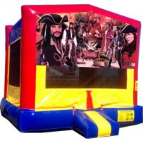 (C) Pirates Bounce House