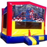 (C) Robo Gym Bounce House