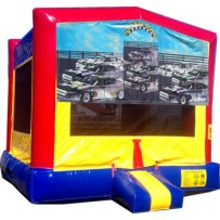 (C) Speedway Bounce House