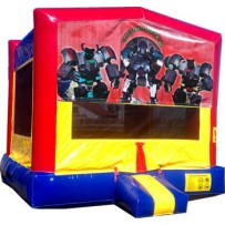 (C) Transporter Robots Bounce House