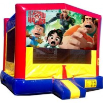 (C) Wreck It Ralph Bounce House