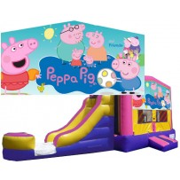 (C) Peppa Pig 2 Lane combo (Wet or Dry)