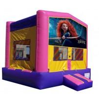 (C) Brave Bounce House