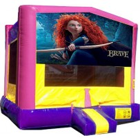 (C) Brave Bounce House