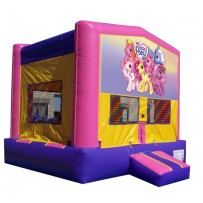 (C) My Little Pony Bounce House