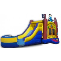 (B) Pirate Bounce Slide combo (Wet or Dry)