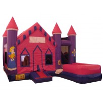 (B)  Princess Castle 7N1 combo (Wet or Dry)